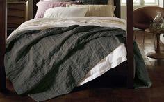 Abbotson bed cover Alchemy linen
