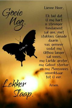Evening Quotes, Evening Greetings, Afrikaanse Quotes, Good Night Blessings, Goeie Nag, Goeie More, Christian Messages, Jesus Art, Good Night Sweet Dreams