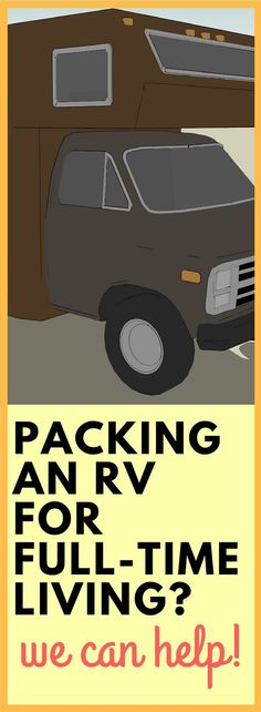 Planning for full-time RV living? Here are tips and ideas for what to bring (and not bring!) on the road. This couple tells you what they brought in their fifth wheel!   #RVliving #fifthwheelliving #fifthwheel #homeiswhereyoupark it #fulltimeRV #RVing #RVers #RVlife #camping #campgrounds #camplife #campinglife