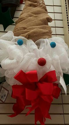 Mr. Bingle wreath