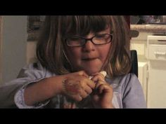 DIABETES SQUARED - 5 year old Ava tests her blood sugar
