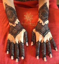 Henna Design By Fatima Kashee's Mehndi Designs, Latest Bridal Mehndi Designs, Floral Henna Designs, Mehndi Designs For Girls, Stylish Mehndi Designs, Mehndi Design Photos, Wedding Mehndi Designs, Mehndi Designs For Fingers, Mehndi Images