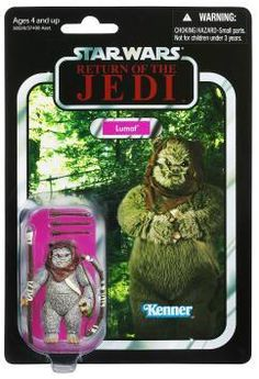Star Wars - The Vintage Collection - #104 Lumat