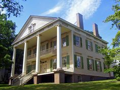 The David Crawford House is located on Montgomery Street in Newburgh, New York, USA.