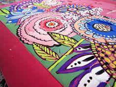 painted puzzle tutorial ~ Alisa Burke: Redefine Creativity
