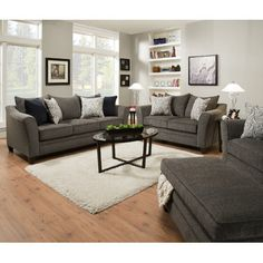Latitude Run Donnie Living Room Collection by Simmons Upholstery