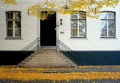 Autumn in Maastricht, The Netherlands by lucsaflex, via Flickr