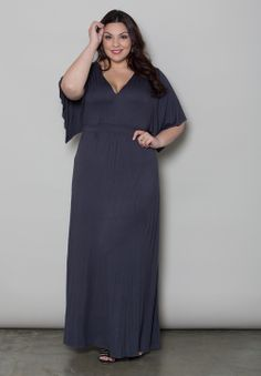 My wife owns this in this exact color and it is stunning. What a gorgeous, lightweight formal!
