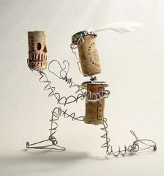 35 Magnificently Gorgeous Intelligent DIY Cork Crafts For Your Interior Decor | IKEA Decoration