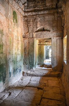 """""""Scenes inside Ta Prohm Temple"""" by TravelPod blogger momentsintime from the entry """"The unreal Temple of Ta Prohm....Tomb Raider!"""" on Monday, March 10, 2014 in Angkor Thum, Cambodia"""