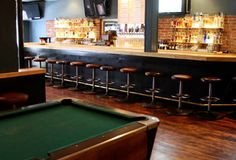 Booze and games in Nob Hill