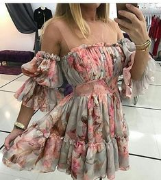 [New] The 10 Best Fashion Today (with Pictures) Classy Outfits, Chic Outfits, Dress Outfits, Casual Dresses, Short Dresses, Fashion Dresses, Summer Dresses, Fashion Clothes, Vestidos Para Baby Shower