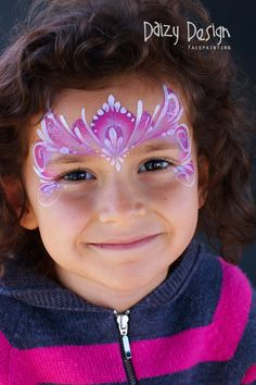 Amazing Kids� Face Painting Ideas by Christy Lewis