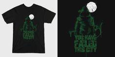 Hunter's Moon - Arrow T-Shirts