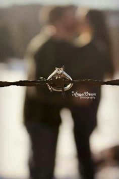 Engagement, engagement ring, barbwire