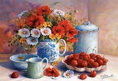 Gallery.ru / Фото #1 - Цветы и букеты 118 (Trisha Hardwick) - shennon