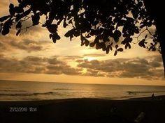Playa herradura. Puntarenas . Costa Rica