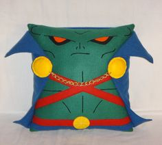 Handmade Justice League Martian Manhunter v1.43 by RbitencourtUSA.deviantart.com on @DeviantArt