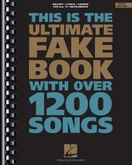 The Ultimate Fake Book: With Over 1,200 Songs, 5th Edition / Edition 5 by Hal Leonard Corp. Download