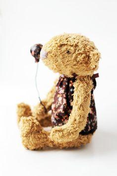 teddy bear by elze