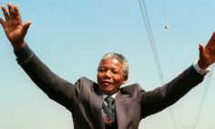 Obituary: Nelson Mandela - by Fergal Keane - pictured: To those who observed him closely, Nelson Mandela always carried himself as one who was born to lead. - photo: Nelson Mandela, 1990 : BBC News - 5 December 2013 Black History Month Quotes, African National Congress, Nelson Mandela Quotes, Gil Scott Heron, Insightful Quotes, Inspirational Quotes, Apartheid, Live Your Life, South Africa