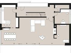 Architektenhäuser: Planmaterial: Zum Garten geöffneter Quader - Bild 10 - [SCHÖNER WOHNEN]
