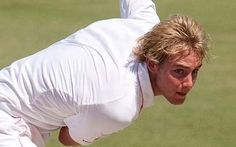 Stuart Broad rips through the New Zealand batsmen as England crush NZ in the First Test 2013.