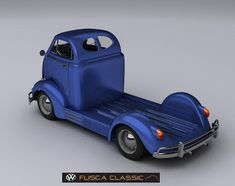 Fusca Classic: Fusca Conceito