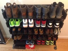 shoe storage holder self support 3 pieces auckland list sell trade cool and quirky listings pinterest