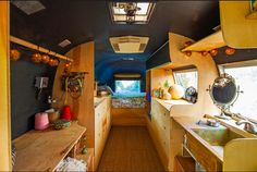 Méchant Design: living in an AirStream