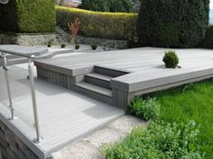 1000 images about terrasses et garde corps on pinterest composite decking decks and smoke. Black Bedroom Furniture Sets. Home Design Ideas