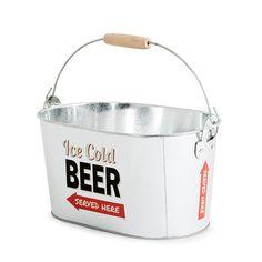Cubo Cerveza Zinc www.tatamba.com