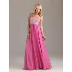 A-line Sweetheart Floor-length Chiffon Prom Dress Evening Dresses 202084