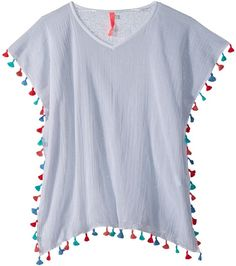 45a74c66631 Seafolly kids summer essentials kaftan cover up little kids big kids. Stitch  Fix ...
