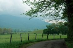 What a beautiful view of Cades Cove