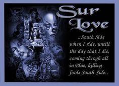 Sureno Love | Sureno Love | Sureno Vida :: Sur Love picture by mysteryman13_photo ...
