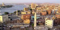 Египетский город Асуан Places Ive Been, Paris Skyline, Ocean, World, City, Travel, Egypt, Viajes, The Ocean