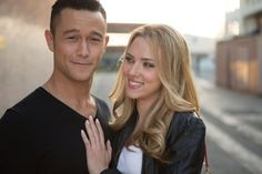 Still of Joseph Gordon-Levitt and Scarlett Johansson in Don Jon (2013) #donjon #josephgordonlevitt #scarlettjohansson #moviereview
