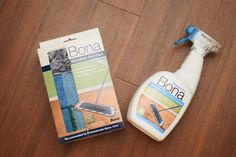 The Millennial Mom: Easy cleaning with Bona Power Plus