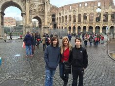 chandler riggsand his mom and brother