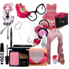 """""""C.A.Cupid inspired outfit"""" by timelover15 on Polyvore"""