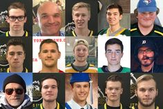 Humboldt Broncos bus crash: What we know so far - The Globe and Mail Hockey Mom, Ice Hockey, Hockey World, Tyler Seguin, Penguin Love, Anaheim Ducks, True North, Toronto Maple Leafs, Pittsburgh Penguins