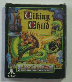 Viking Child completo para Atari Lynx in Consolas y Videojuegos, Videojuegos | eBay