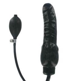 This Solid Pump-Up Dildo will fulfill more than your fantasies! Get your fill--literally--with this solid dildo that boasts 9 inches of length and a hefty girth Dildo, Pumps, Toys, Black, Image Link, Free, Toy, Accessories, Activity Toys