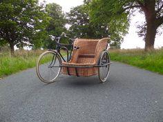 Vintage Bicycle Sidecar