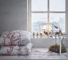 All You Need is White -blogin lukija- ja kommentointipalkinnoksi Satu sai Hobby Hallilta arvottavaksi Kajo-lyhtyparin, Aarikan koristeita sekä Heinä-sarjan koristetyynypäälliset ja kaitaliinan.