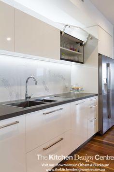 Warrandyte - The Kitchen Design Centre Kitchen Butlers Pantry, Butler Pantry, Kitchen Cabinets, Family Kitchen, Kitchen Design, Kitchen Ideas, Kitchens, Storage, Modern