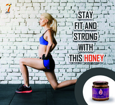A spoonful of this delicious honey before your workouts can help you with the energy you need for your workouts!  Work out the right way by buying your honeys from www.7seeds.in #7SeedsHoney #JamunHoney #Workout #Honey #DeliciousHoney #EnergyBooster #MondayMotivation
