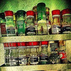 My spices - @ilaria_agostini- #webstagram