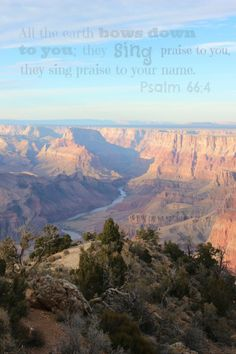 The Grand Canyon through the eyes of a teenager